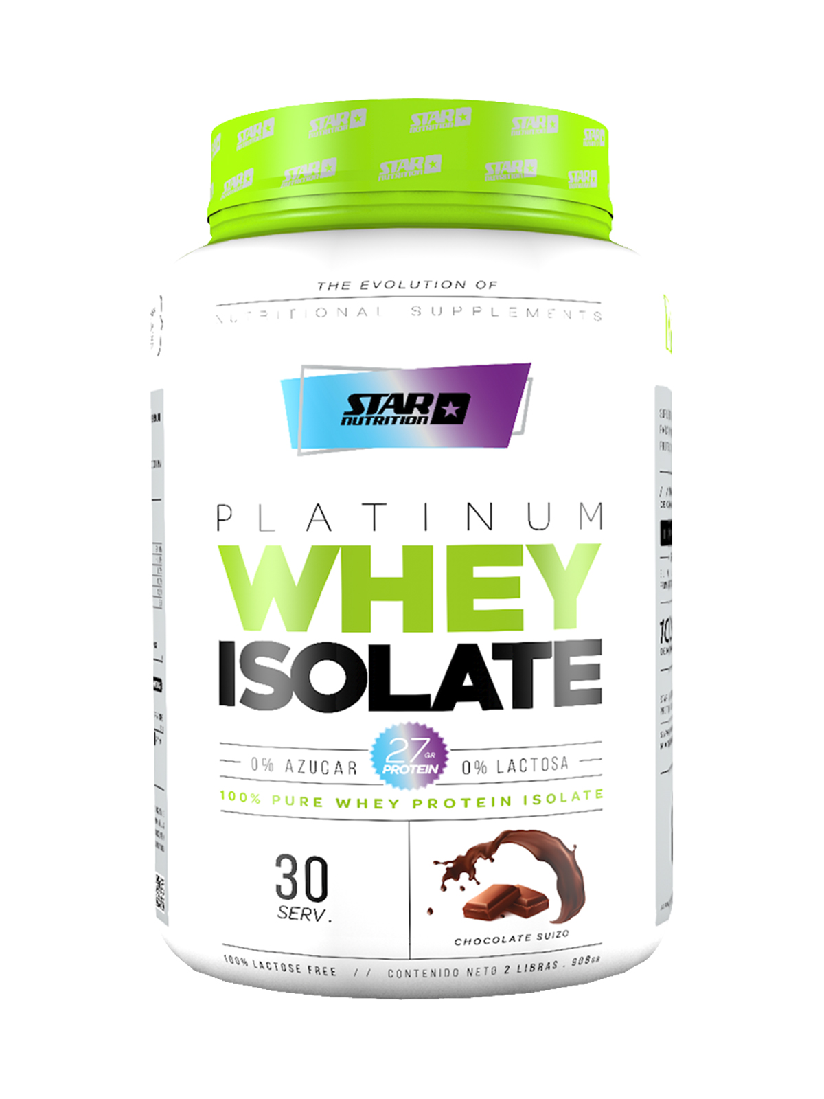 PLATINUM WHEY ISOLATE